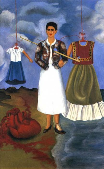 Memory. Frida Kahlo