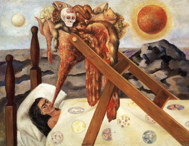 Without Hope. Frida Kahlo