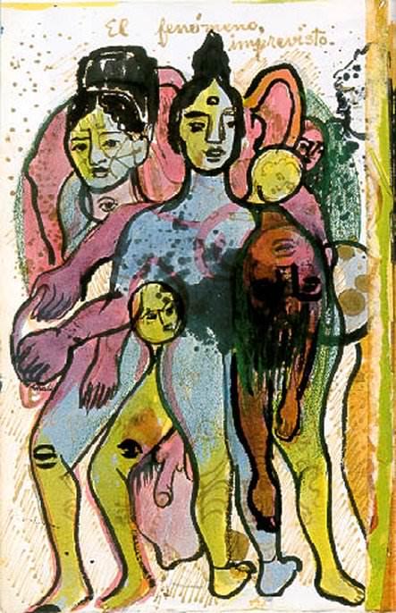 From journal (13). Frida Kahlo