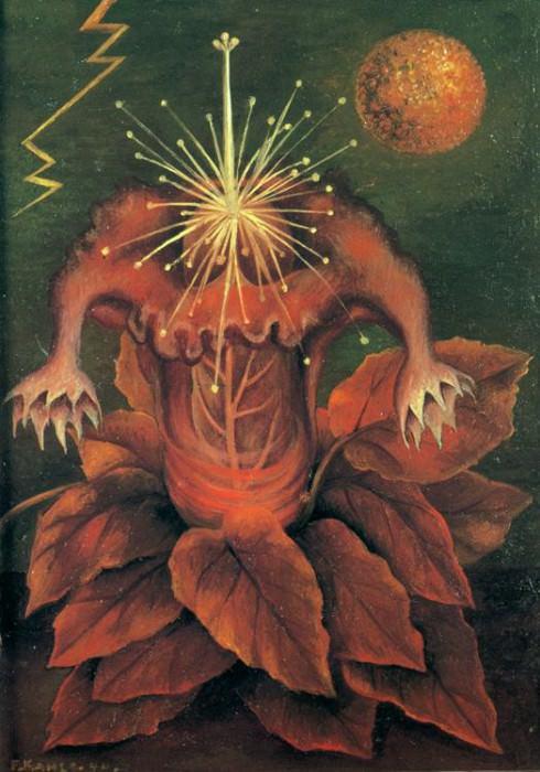 Flower Of Life. Frida Kahlo