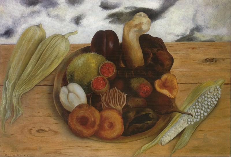 Плоды земли (2). Фрида Кало