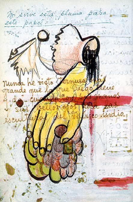 Журнал (9). Фрида Кало