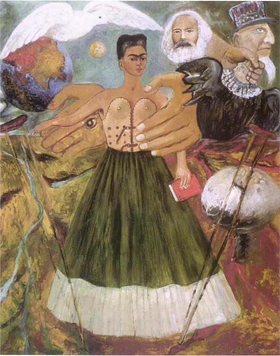 Le marxisme guerira les malades. Frida Kahlo
