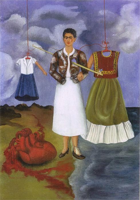 Воспоминание. Фрида Кало