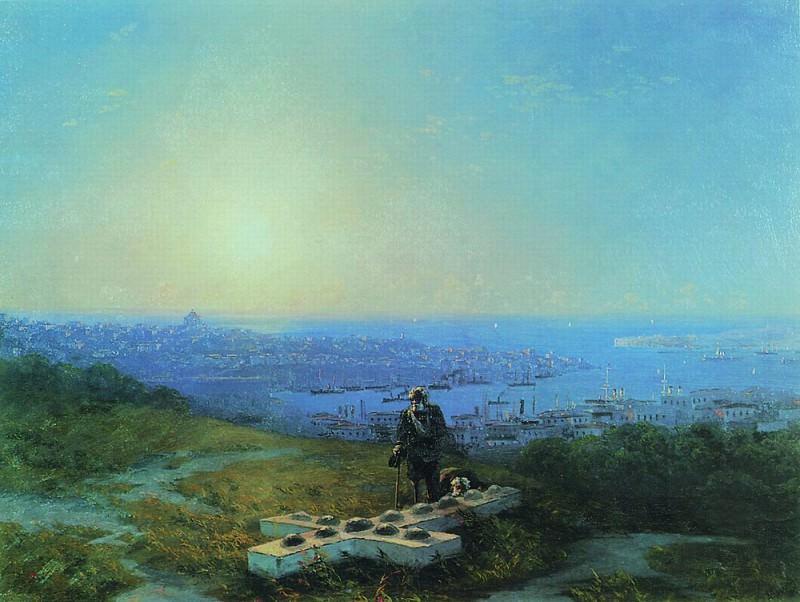 Malakhoff 1893 71h84. Ivan Konstantinovich Aivazovsky