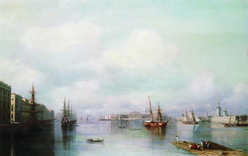 Type Petersburg 1888 46,2 h76, 2. Ivan Konstantinovich Aivazovsky