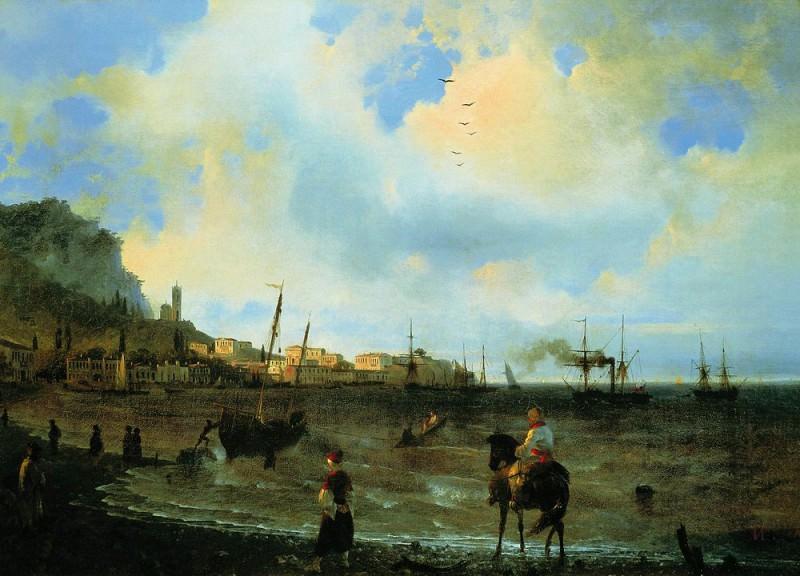 Yalta 1838 47h66. Ivan Konstantinovich Aivazovsky