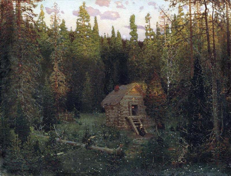 Skeet. 1901. Apollinaris M. Vasnetsov