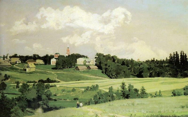 Ohtyrka. 1880. Apollinaris M. Vasnetsov