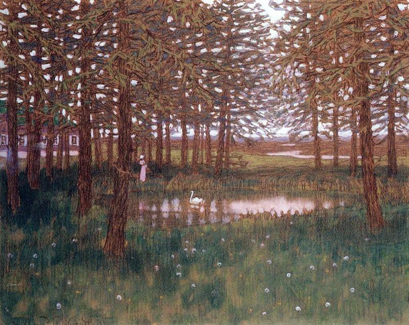 Larch. 1905. Apollinaris M. Vasnetsov