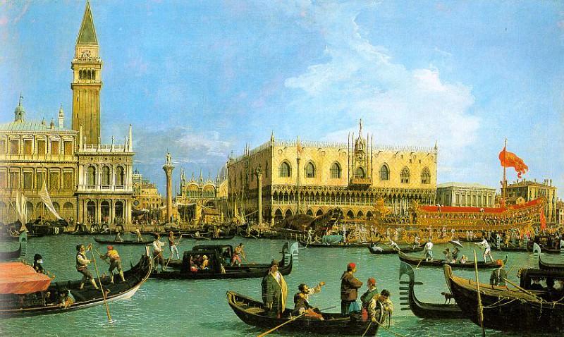 canaletto4. Canaletto (Giovanni Antonio Canal)