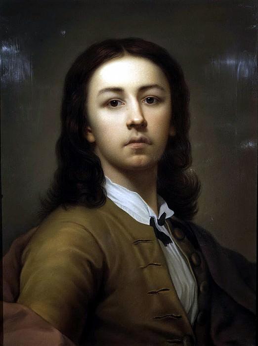 Mengs, Anton Raphael. Portrait (2). Hermitage ~ part 08
