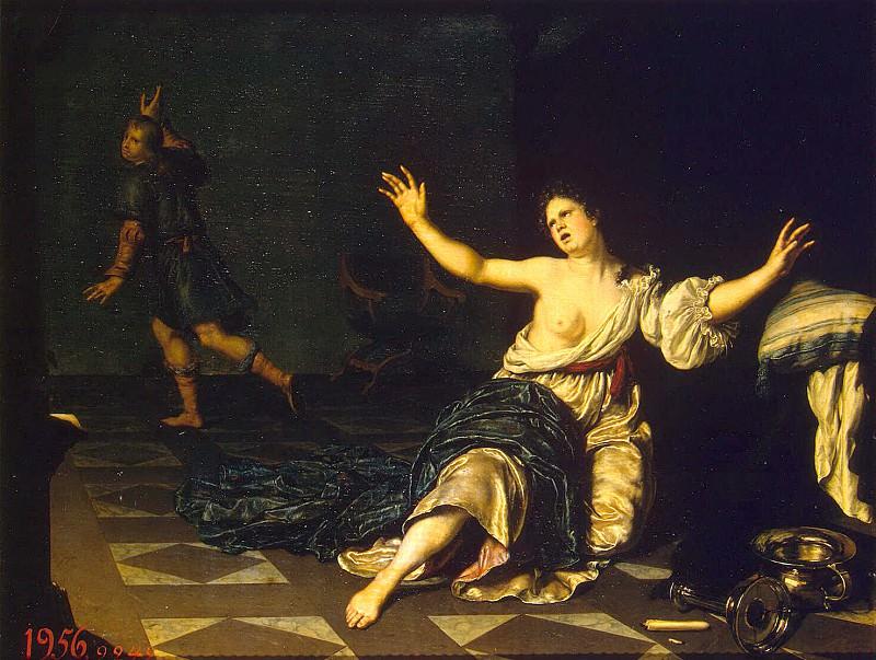 Miris, Willem van. Chastity Joseph. Hermitage ~ part 08