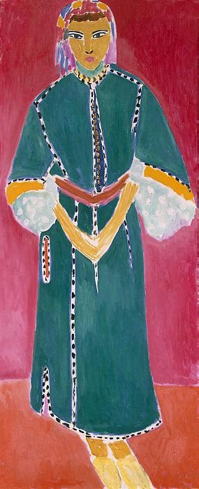 Matisse, Henry. Challenge Zora. Hermitage ~ part 08