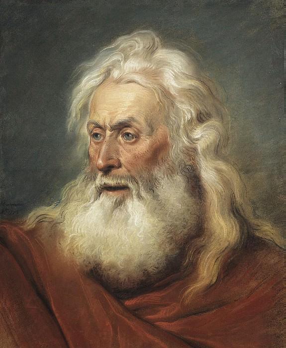 Moro, Jean-Michel Junior. The head of the Apostle. Hermitage ~ part 08