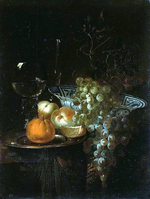 Mer, Barend van der. Dessert. Hermitage ~ part 08