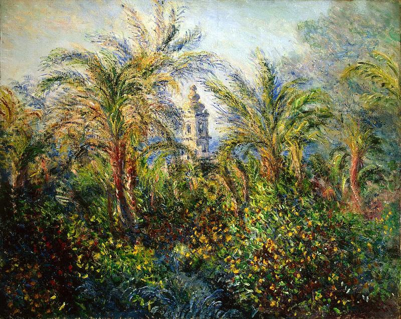Monet, Claude. Garden in Bordighera, Morning. Hermitage ~ part 08