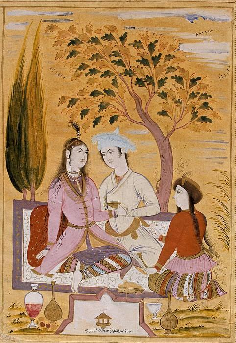 Musavvir Muin. Love and the maid. Hermitage ~ part 08