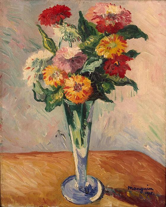 Mangen, Henry Charles. Flowers. Hermitage ~ part 08