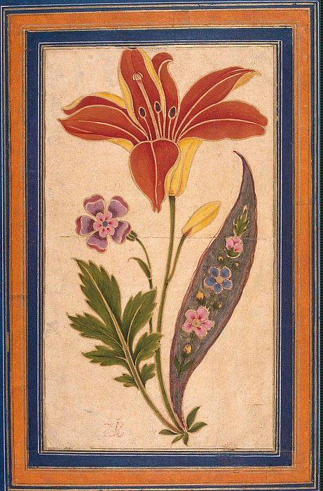 Mahdi, Muhammad. Flowers. Hermitage ~ part 08