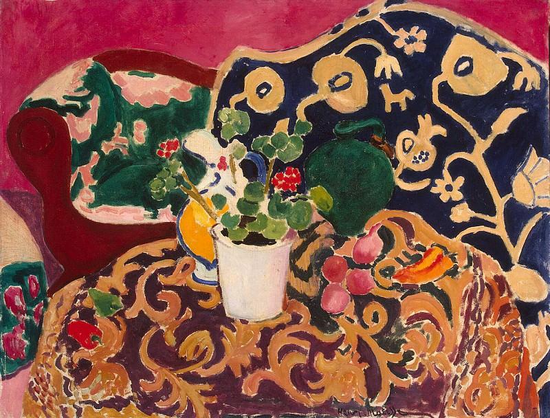 Matisse, Henry. Spanish Still Life. Hermitage ~ part 08