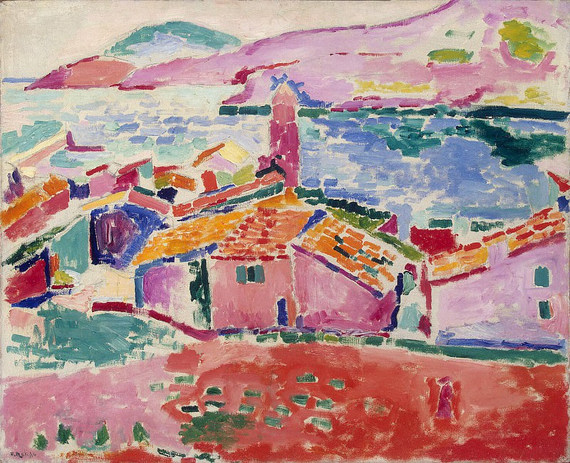 Matisse, Henry. Type Kolliura. Hermitage ~ part 08