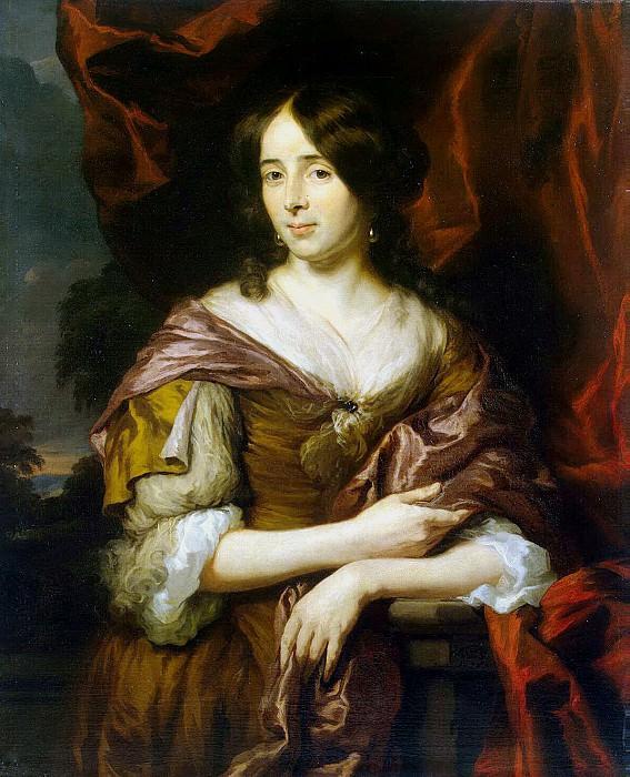 Mas, Nicholas. Portrait of a young woman. Hermitage ~ part 08