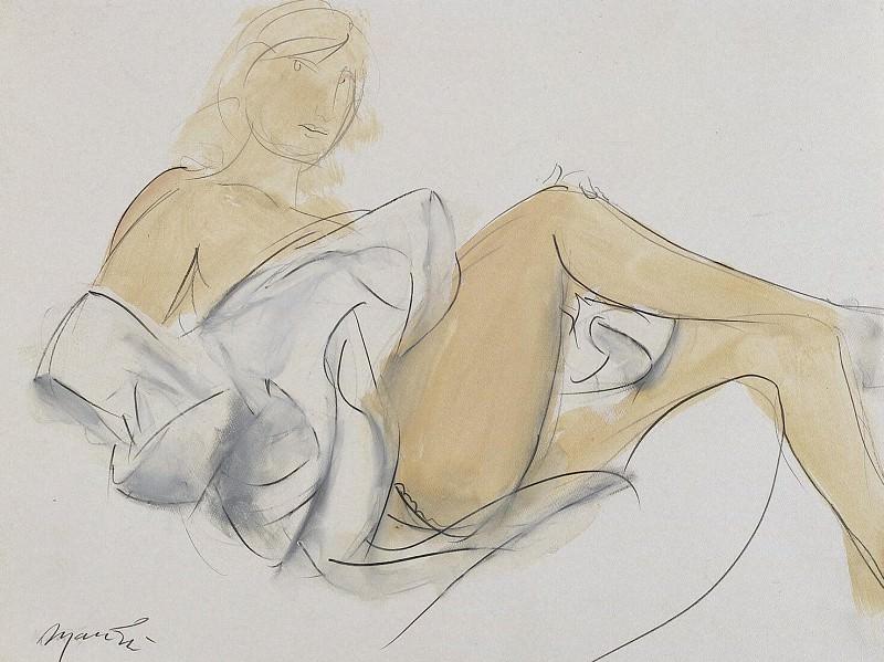 Manz, Giacomo. Study for striptease. Hermitage ~ part 08