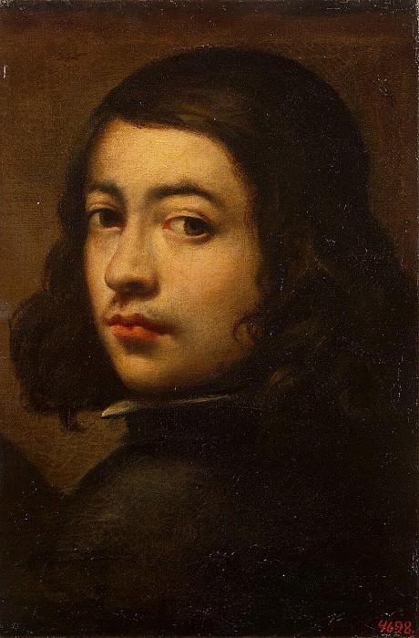 Мойя, Педро де - Мужской портрет. Эрмитаж ~ часть 8