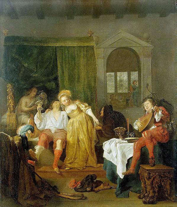 Metsu, Gabriel. Prodigal son. Hermitage ~ part 08
