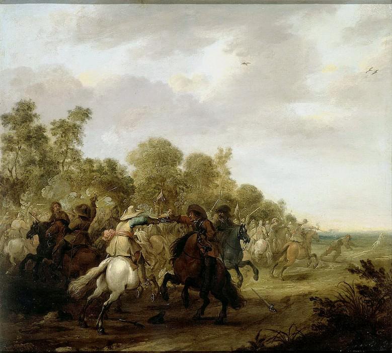 Meylenar, Peter. Battle. Hermitage ~ part 08