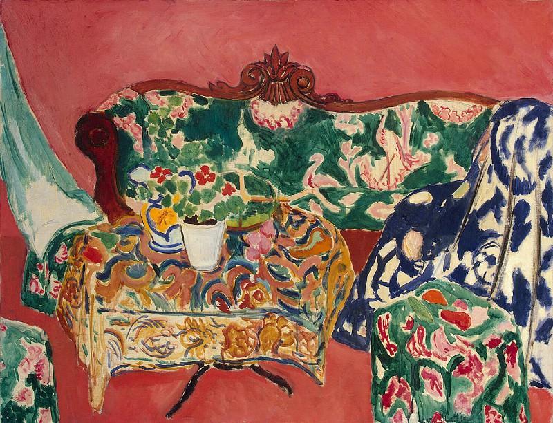 Matisse, Henry. Seville Still Life. Hermitage ~ part 08