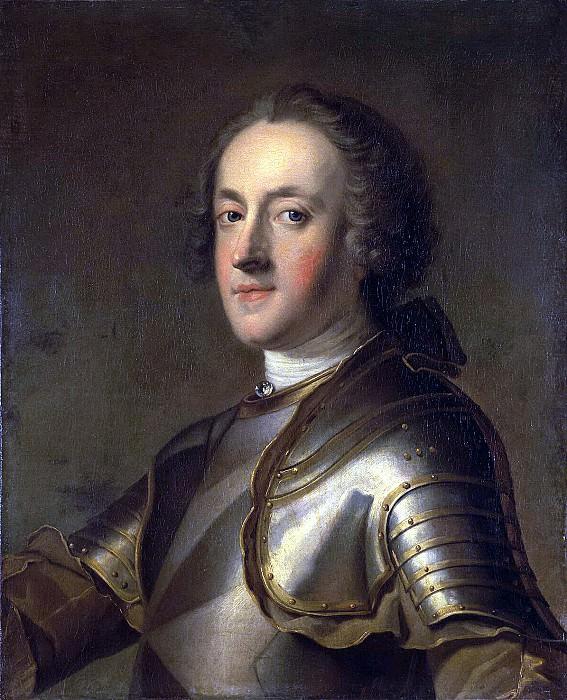 Vanloo, Charles - Self-Portrait (2). Hermitage ~ part 02