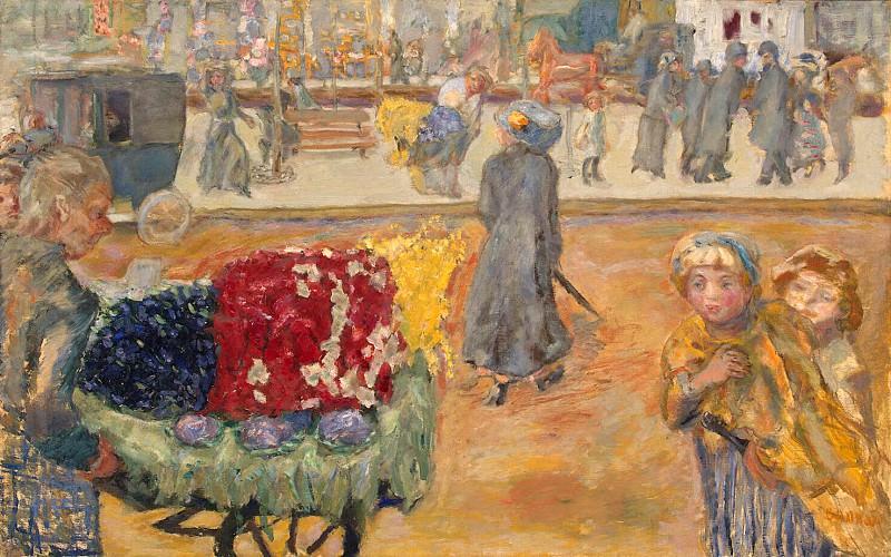 Bonnard, Pierre - Evening in Paris. part 02 Hermitage