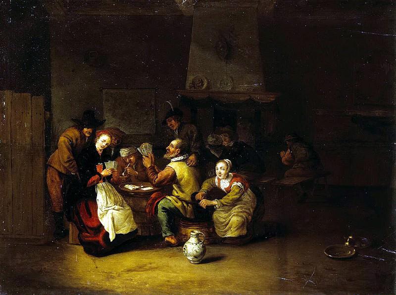 Bogert, Hendrick - Playing cards. Hermitage ~ part 02