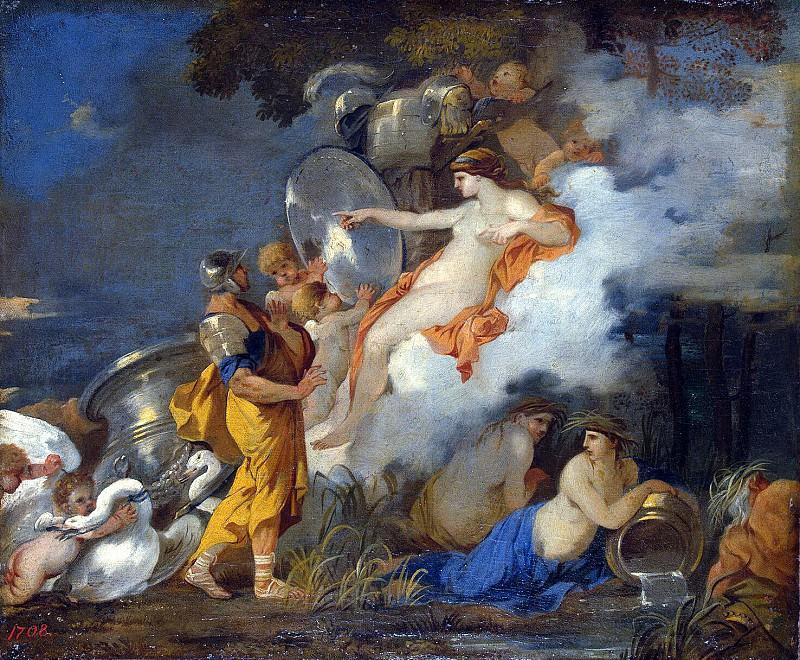 Bourdon, Sebastien - Venus and Aeneas. Hermitage ~ part 02