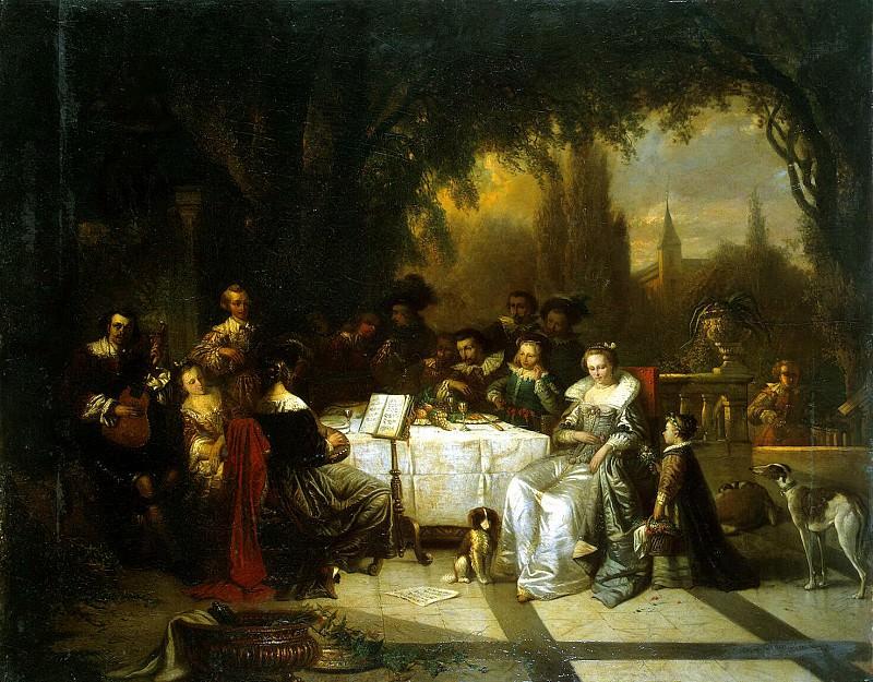 Brakeler, Adrien de - Home Concert. Hermitage ~ part 02