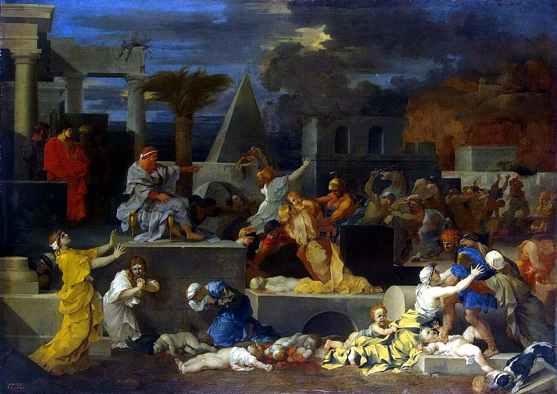 Bourdon, Sebastien - Massacre of the Innocents. Hermitage ~ part 02