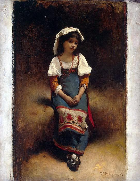 Bonn, Leon Joseph Florentin - Italian girl. Hermitage ~ part 02