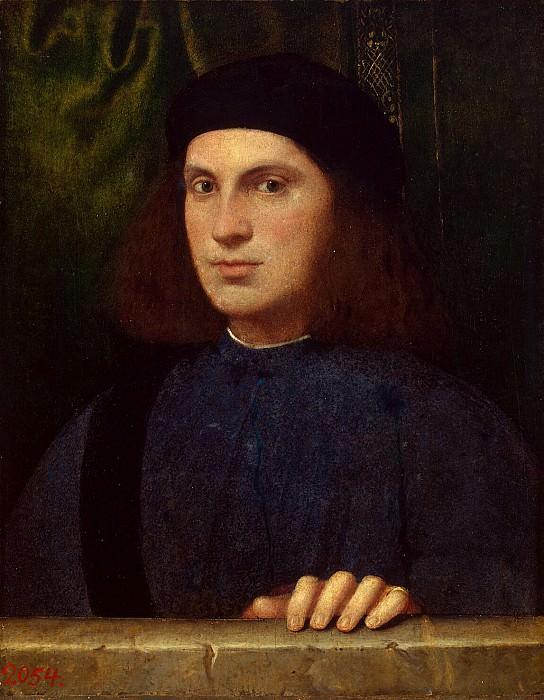 Бонифацио Веронезе - Портрет молодого человека. Эрмитаж ~ часть 2