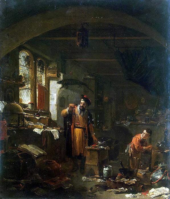 Wijk, Tomas - The Alchemist. Hermitage ~ part 02