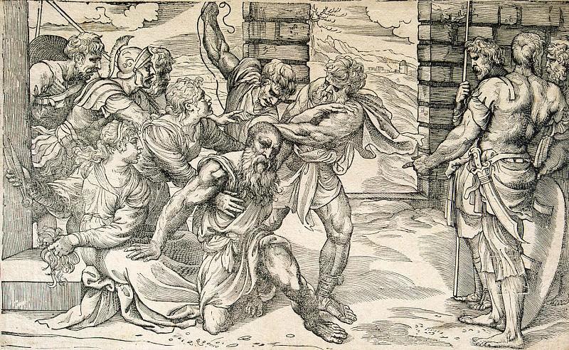 Boldrini, Nicolo - Samson and Delilah. Hermitage ~ part 02