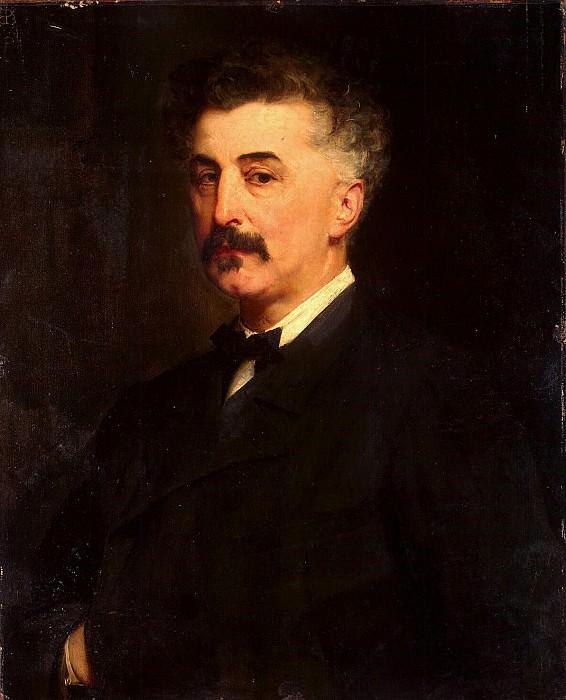 Beaudry, Paul Jacques Aime - Portrait of PA Chikhacheva. Hermitage ~ part 02