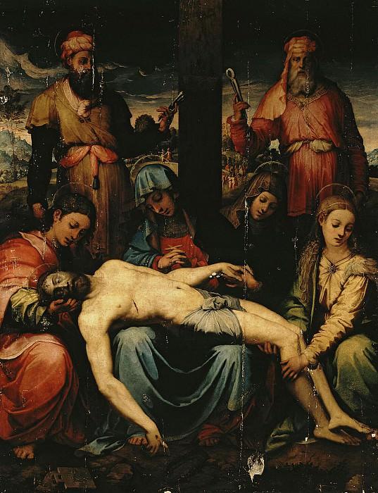 Vaga, Perino del - Lamentation of Christ. Hermitage ~ part 02