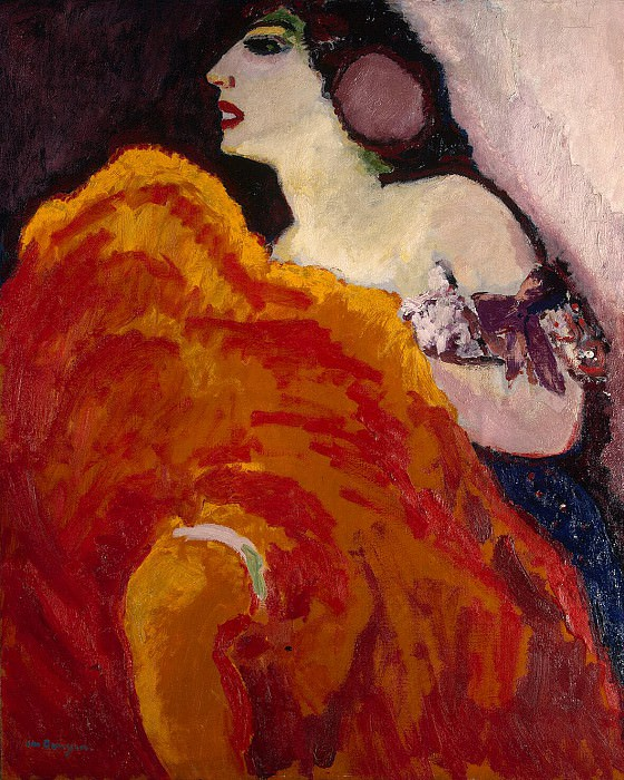 Van Dongen, Kees - Red Dancer. Hermitage ~ part 02
