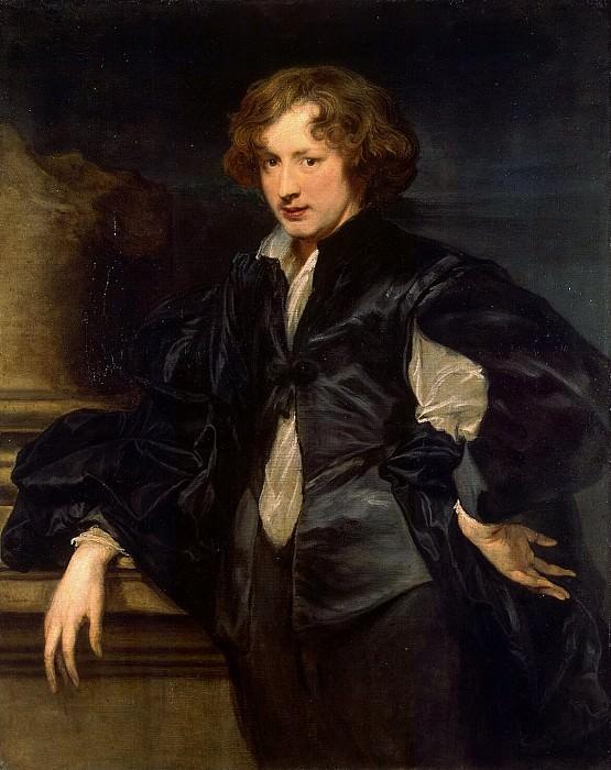 Van Dyck, Anthony - Self-. Hermitage ~ part 02