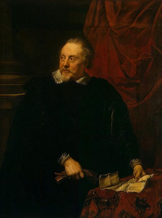 Van Dyck, Anthony - Portrait of Marc-Antoine Lyumanya. Hermitage ~ part 02