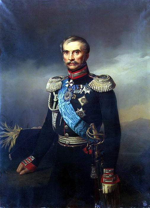 Boatman, Yegor Ivanovich - Portrait of an encyclopedic Vasilyevich Vasilchikova. Hermitage ~ part 02