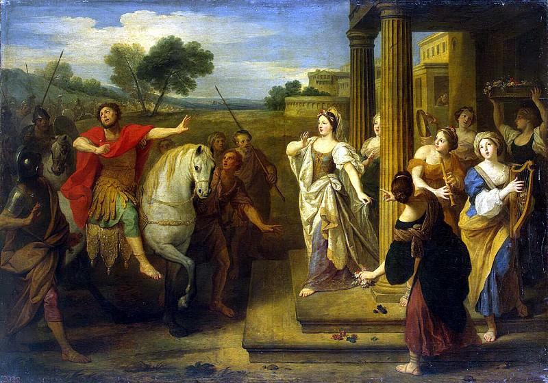 Boulogne, Bone Head - The Return of Jephthah. Hermitage ~ part 02