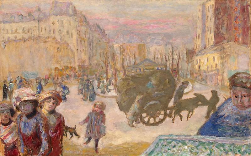 Боннар, Пьер - Утро в Париже. Эрмитаж ~ часть 2